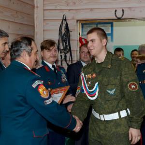 181025 042 открытие музея Кадетская школа-интернат №9 Омск IMG_8995