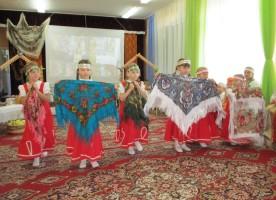 Покровская ярмарка в детском саду