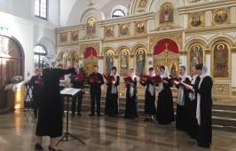 Концерт «Под сиянием Рождественской звезды» в Воскресенском соборе