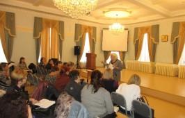 В Омской духовной семинарии прошло совещание с руководителями базовых площадок
