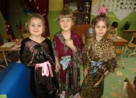 Клубный час в детском саду