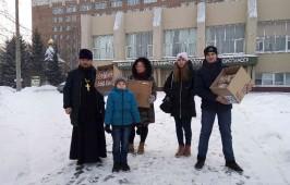 Рождественская радость в Омском онкологическом диспансере