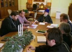 Заседание Ученого Совета Омской духовной семинарии