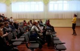 В гимназии № 147 прошла традиционная встреча с родителями учащихся 3 классов по выбору модулей курса ОРКСЭ