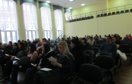 В школе № 7 состоялось родительское собрание по выбору модулей курса «Основы религиозных культур и светской этики»