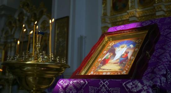 2019.04.14 Божественная литургия. Неделя 5-я по Пятидесятнице 2