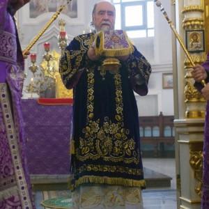 2019.04.14 Божественная литургия. Неделя 5-я по Пятидесятнице 22