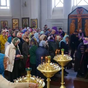 2019.04.14 Божественная литургия. Неделя 5-я по Пятидесятнице 3
