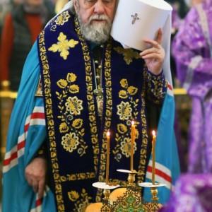 2019.04.14 Божественная литургия. Неделя 5-я по Пятидесятнице 8