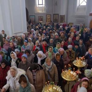 2019.04.21 Божественная литургия. Неделя 6-я ваий. Вербное воскресенье 23