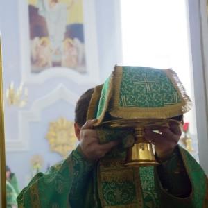 2019.04.21 Божественная литургия. Неделя 6-я ваий. Вербное воскресенье 26