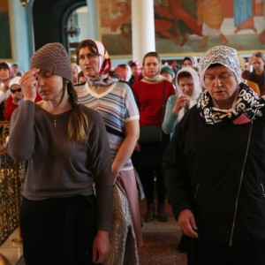 2019.05.05 Казанский собор. Литургия 16