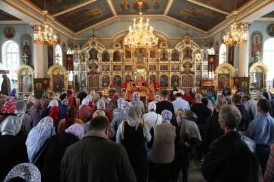 2019.05.05 Казанский собор. Литургия 20