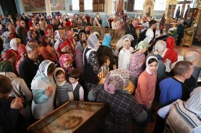 2019.05.05 Казанский собор. Литургия 25