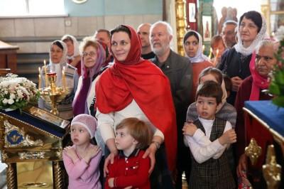 2019.05.05 Казанский собор. Литургия 27