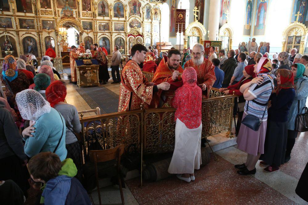 2019.05.05 Казанский собор. Литургия 29