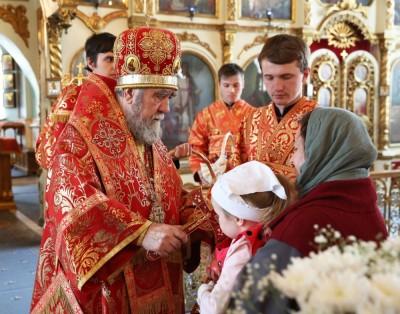 2019.05.05 Казанский собор. Литургия 35