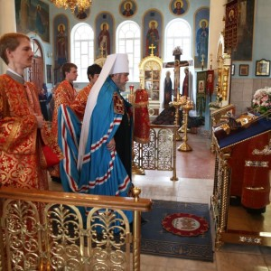 2019.05.05 Казанский собор. Литургия 4