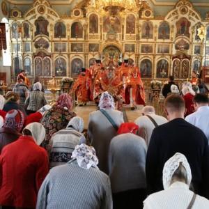 2019.05.05 Казанский собор. Литургия 5