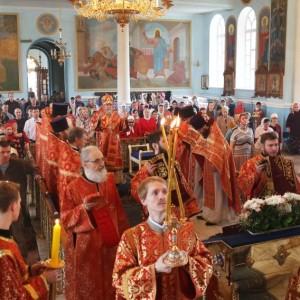 2019.05.05 Казанский собор. Литургия 7
