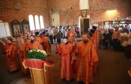 Праздник святителя Николая Чудотворца с архиереем отметил приход Свято-Николо-Игнатьевского храма