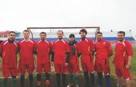 Турнир по мини-футболу в Большеречье
