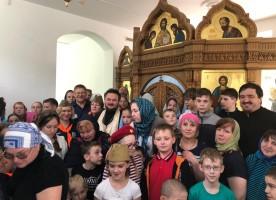 """Православная """"Зарница"""""""