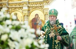 Омские верующие встретили праздник Пятидесятницы