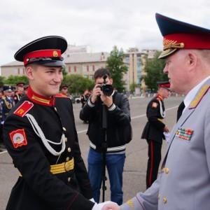 2019.06.23 Выпускной в Омском кадетском военном корпусе 13