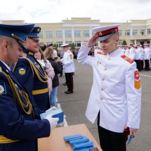 2019.06.23 Выпускной в Омском кадетском военном корпусе 15