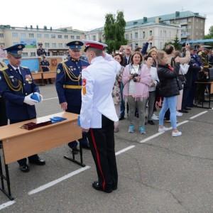 2019.06.23 Выпускной в Омском кадетском военном корпусе 17