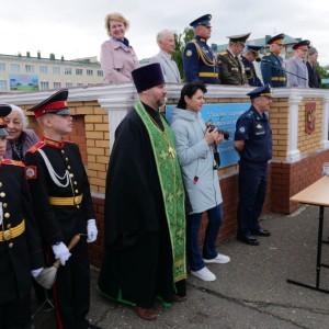 2019.06.23 Выпускной в Омском кадетском военном корпусе 19