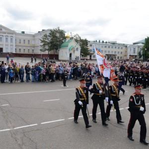 2019.06.23 Выпускной в Омском кадетском военном корпусе 31