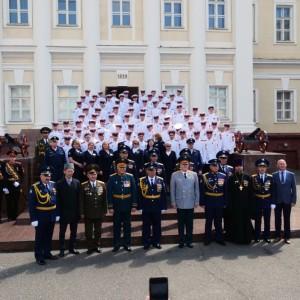 2019.06.23 Выпускной в Омском кадетском военном корпусе 42