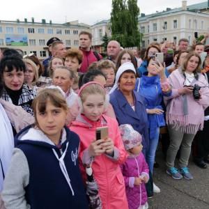 2019.06.23 Выпускной в Омском кадетском военном корпусе 6