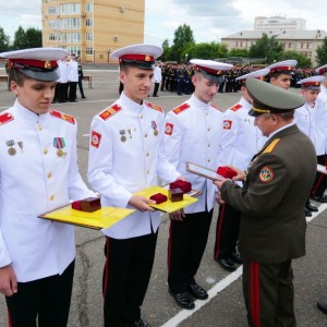 2019.06.23 Выпускной в Омском кадетском военном корпусе 9
