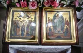 В день памяти святых отцов I Вселенского Собора митрополит Владимир совершил Литургию в Успенском кафедральном соборе