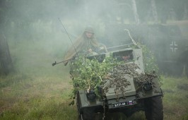 Митрополит Владимир посетил международный смотр-конкурс «Рембат»