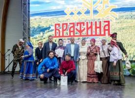 Первый Межрегиональный фестиваль казачьей культуры Сибирского федерального округа «Сибирская Братина» прошел в Томской области