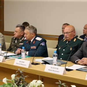 Комиссия СФО по делам казачества Томск 3