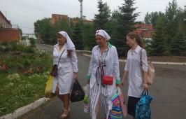 Миссионерско-благотворительная акция в «Центре социальной адаптации»