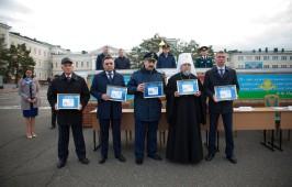 В почтовое обращение вышла марка в честь 100-летия образования Омского кадетского корпуса