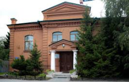 Ночью произошло обрушение портика у центрального входа в здание Омской епархии