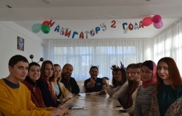 "Православному молодежному клубу ""Навигатор"" два года!"