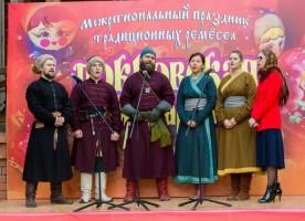 Покровская ярмарка в Омске