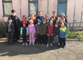 """""""Зарница"""" в с. Красная Горка"""