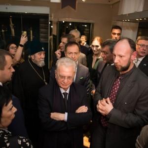 2019.11.06 Открытие центра Эрмитаж-Сибири (19.10)