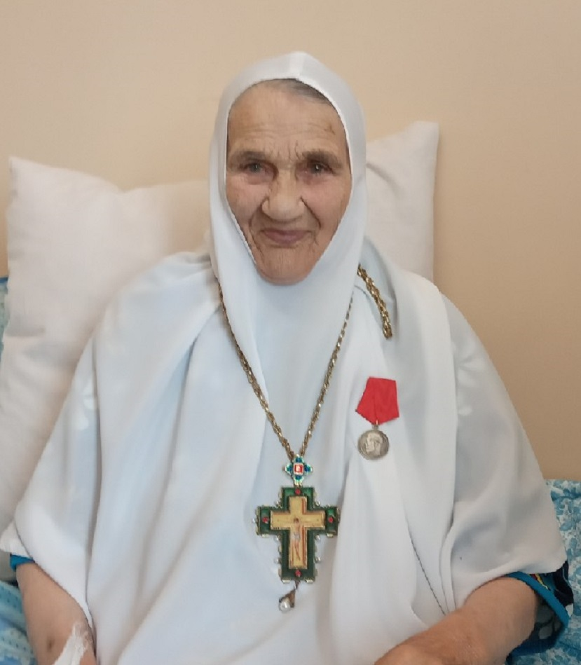 Матушка Варвара
