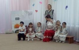 Мастер-класс по реализации казачьего компонента прошел в 342 детском саду города Омска
