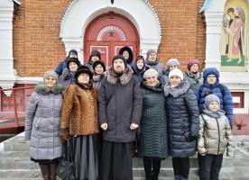 Педагогический коллектив лицея № 66 совершил паломническую поездку в Свято-Никольский мужской монастырь